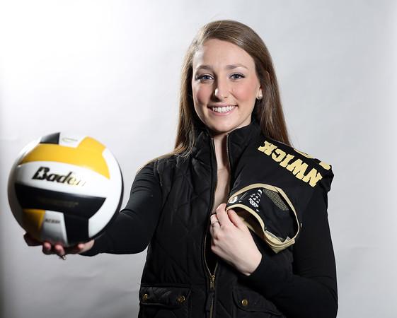 Salem News Student-Athlete Nominee Melissa MacKenzie Bishop Fenwick High School