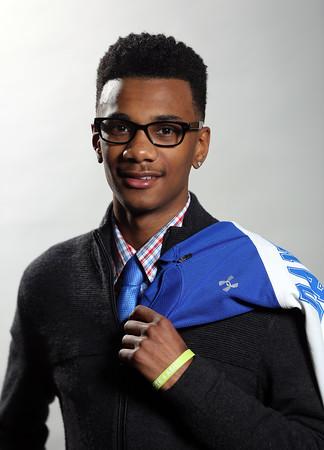 Salem News Student-Athlete Nominee Tre Crittendon Danvers High School