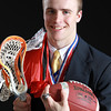 Salem News Student-Athlete Nominee Brendan Flaherty, Beverly High School. Flaherty a three-sport athlete for the Panthers, Football (Fall), Track (Winter), and Lacrosse (Spring), helped lead Beverly to their first undefeated season (13-0) and a win over Natick in the Superbowl, the Panthers 2nd in 3 years. Flaherty, a midfielder in lacrosse,  has also won numerous track medals and is interested in business, taking part in the annual DECA competition. David Le/Salem News