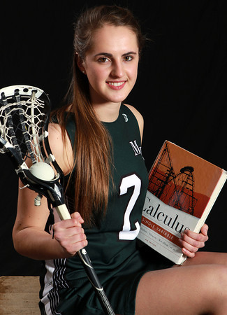 Salem News Student-Athlete Nominee Carolyn Heslop, Manchester-Essex Regional High School. A three-sport athlete for the Hornets, Field Hockey (Fall), Basketball (Winter), and Lacrosse (Spring), Heslop has won numerous awards for Manchester-Essex, including the Coaches Award in both Field Hockey and Basketball. Carolyn enjoys Calculus and also is involved in her school newspaper, The Independent, where she writes a weekly column and helps out with the design. David Le/Salem News
