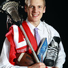 Salem News Student-Athlete Nominee Ian Maag, Marblehead High School. Maag is a 3-sport athlete for the Magicians, quarterbacking the football team in the fall, centering the top forward line for the Headers in hockey, and playing midfield for the lacrosse team in the spring. David Le/Salem News