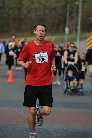 2014 Claussen-Leahy Run/Walk
