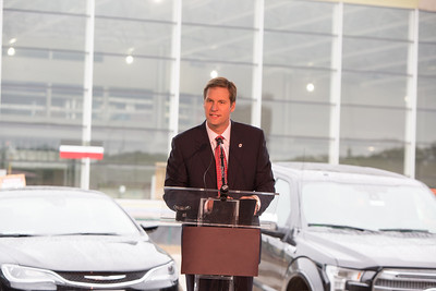 Baxter Arena Naming Rights Announcement (June 3, 2015)