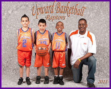 Upward Basketball 2011