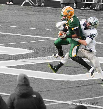 2014 Stevenson High School Football