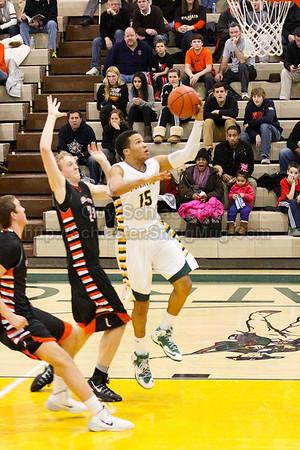 2014 Stevenson Varsity Basketball