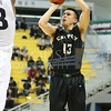 COLLEGE BASKETBALL: FEB 23 Cal Poly at Long Beach State