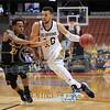 COLLEGE BASKETBALL: MAR 10 Big West Tournament Semi-Finals - Cal State Long Beach v UC Irvine
