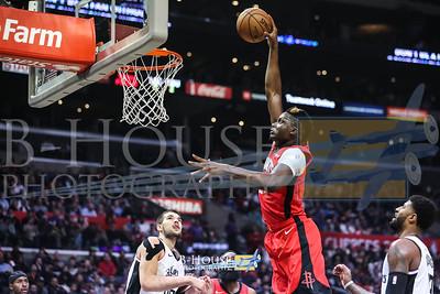 NBA: DEC 19 Rockets at Clippers