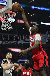 NBA: DEC 19 Rockets at Clippers