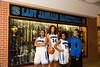 Summit High School Girls Basketball team photo taken in Arlington, Texas on October 16, 2014. (Photo by/Sharon Ellman)
