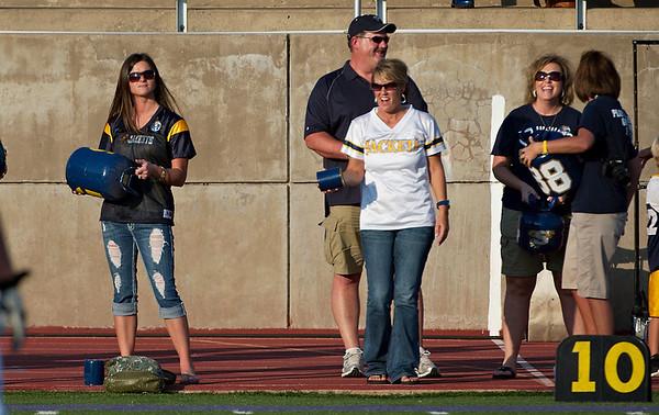 Stephenville Yellow Jackets vs Aledo Bearcats (08-26-2011)