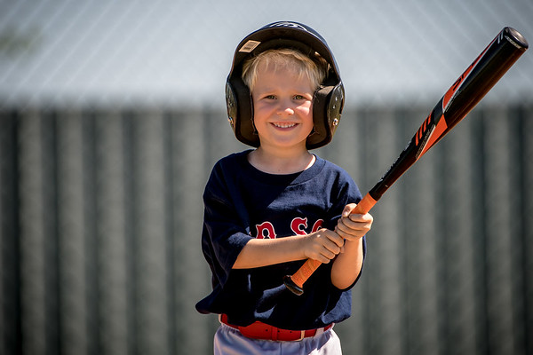 Cayden's Red Sox dominate the Rangers on Opening Day