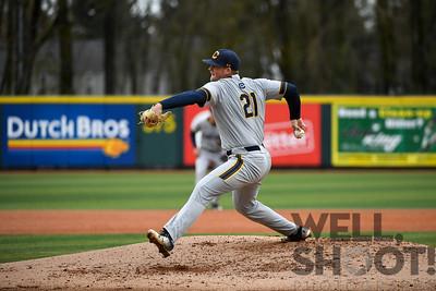 #baseball #sportsphotography #goducks #ducks