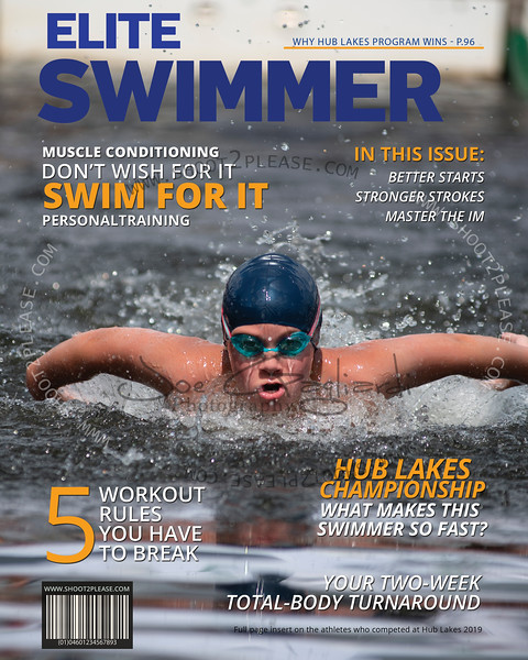 Sample of a magazine cover that I can custom build for you, just ask.