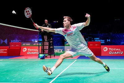 2018 Yonex All England Open Badminton Championships Mar 17th