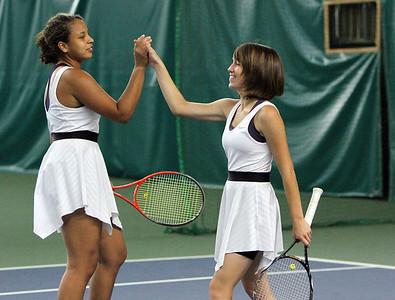 Girls Tennis: LCAAA Tournament