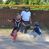 Little League baseball Elyria majors city championship :