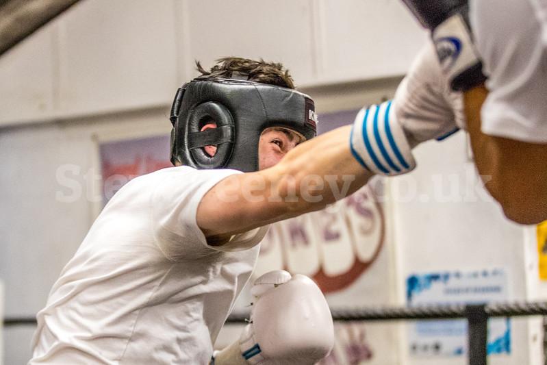 Boxing Solihull Paul Gilmore
