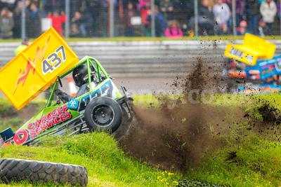 Birmingham wheels Stock Car racing