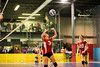 From Powerzone_Volleyball game on Jan 12, 2018 - Joe Gagliardi Photography