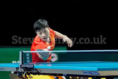 2018 ITTF Table Tennis Team World Cup Feb 24th