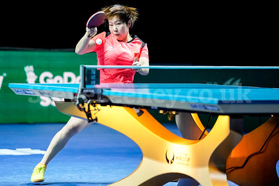 2018 ITTF Table Tennis Team World Cup Feb 25th