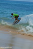 "Skim Boarding - Makena : The Third Annual ""Save Makena"" skim boarding contest was held Saturday, July 24, 2010."