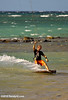 "Kite Surfing : I dropped by NASKA (""Naval Air Station Kahului -- left over nomenclature from WWII) to test the new 70-200mm F2.8L IS USM II lens. I also wanted to work on understanding the three Canon AutoFocus modes ""One Shot, AI Focus and AI Servo and when to use Mode I and Mode II image stabilizer settings and when to just turn the darn thing off!"