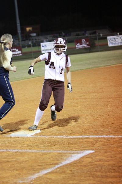 EGHS at AHS Softball V  (2)
