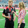 Richie Ryan, Fury FC captain and player of the match
