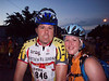 Before the ride-Molli and Jimmy