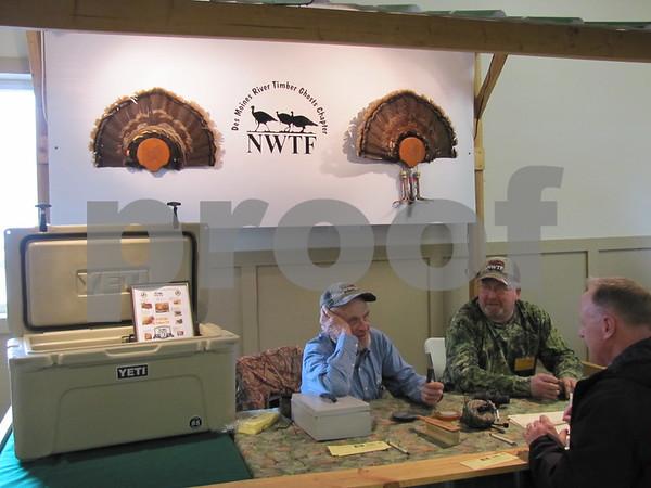 North West Turkey Federation booth.