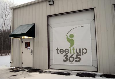 Tee It Up 365 in North Ridgeville, Feb. 11.  STEVE MANHEIM/CHRONICLE