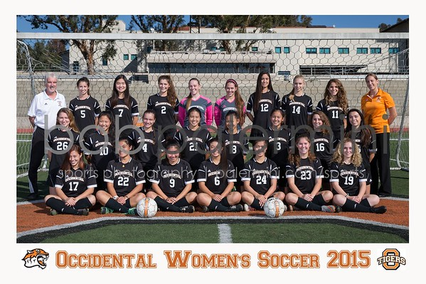 Oxy WSOC 2015 Team with text 1