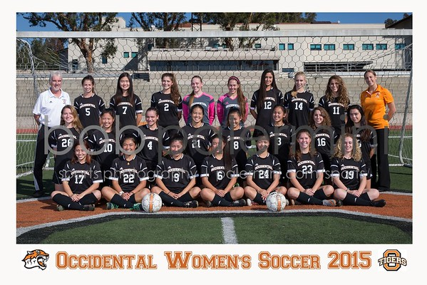 Oxy WSOC 2015 Team with text 2