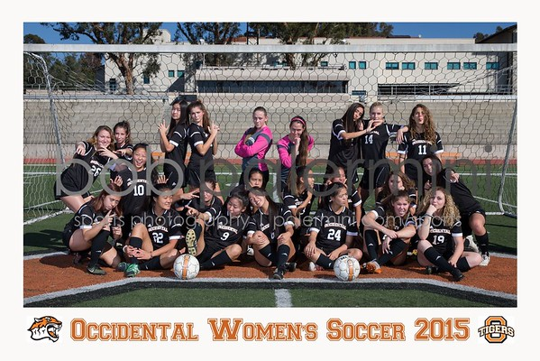 Oxy WSOC 2015 Team with text 3