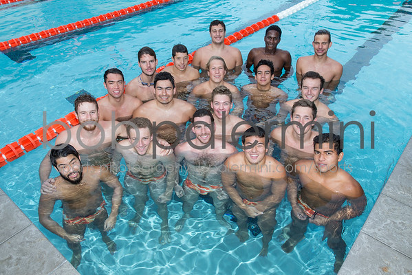 Men's Swim-1