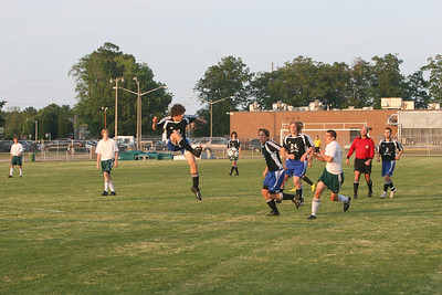PA BOYS SOCCER HOLDS OFF #2 COX UNTIL THE 78TH MINUTE