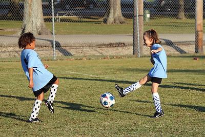 PARC Panthers Soccer 2011