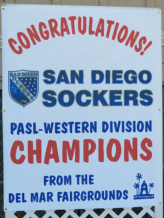 PASL Soccer Championship Semi-Finals - 3/9/12