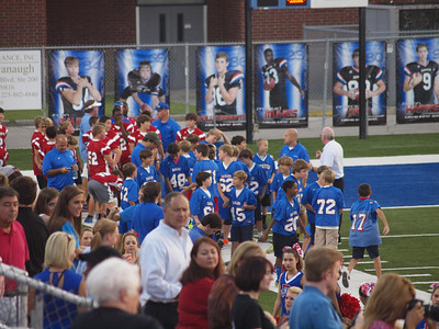 Parkview Baptist 5th/6th Grade Football 2012