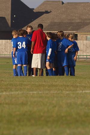 PBS 5/6 Grade Soccer Game 2
