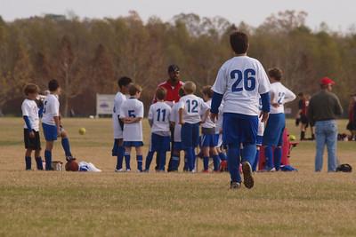 PBS 5th-6th Grade Soccer 2013