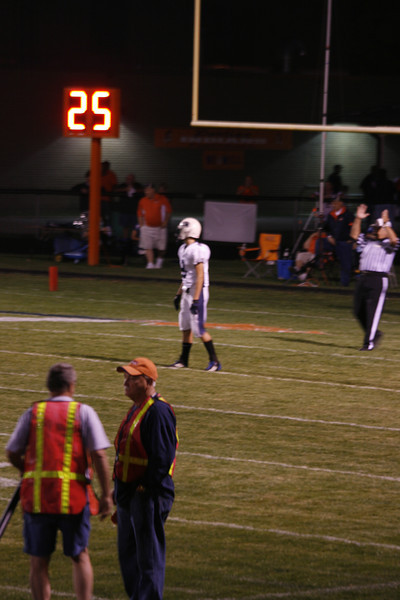 PC vs Pontiac Football 2011