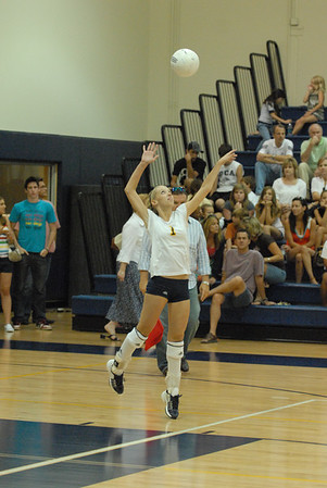 PCA-TCA JV Volleyball 2007