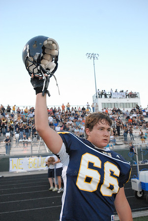 PCA vs Celina Football - 2007