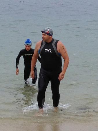 Pacific Grove Triathlon, Sept 2013