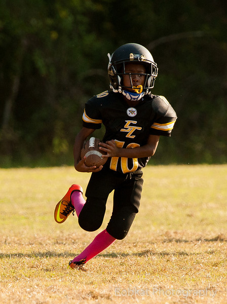 Mustangs vs S C Steelers_7U-18