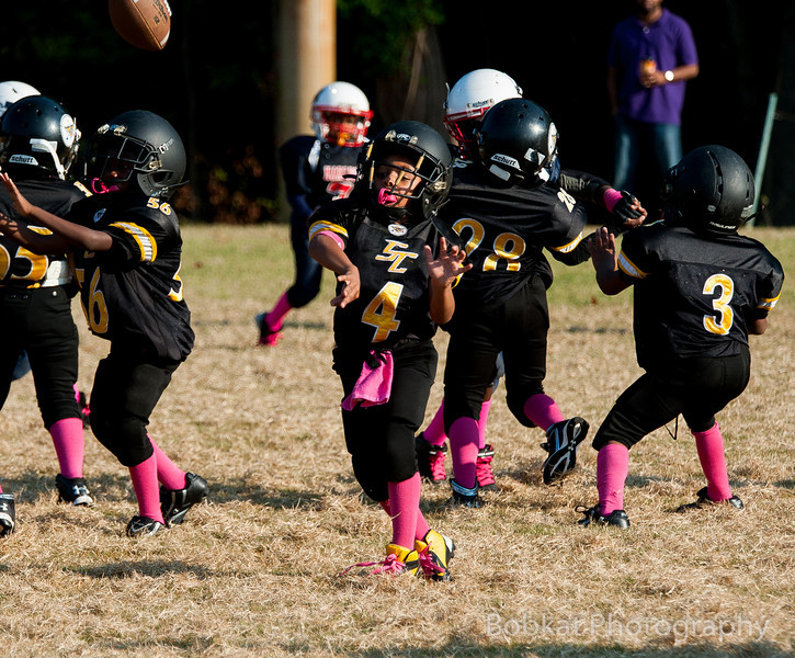 Mustangs vs S C Steelers_7U-74